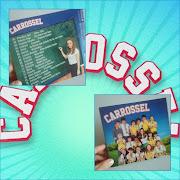 Os Cd's que mostrarei para vocês são da novela Carrossel, ele tem 20 músicas .