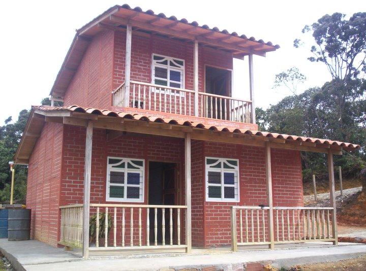 Casas prefabricadas casa real mes de amor y amistad for Casa actual