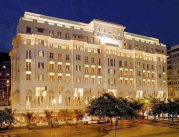 Hotel Copacabana Palace Copacabana-Palace