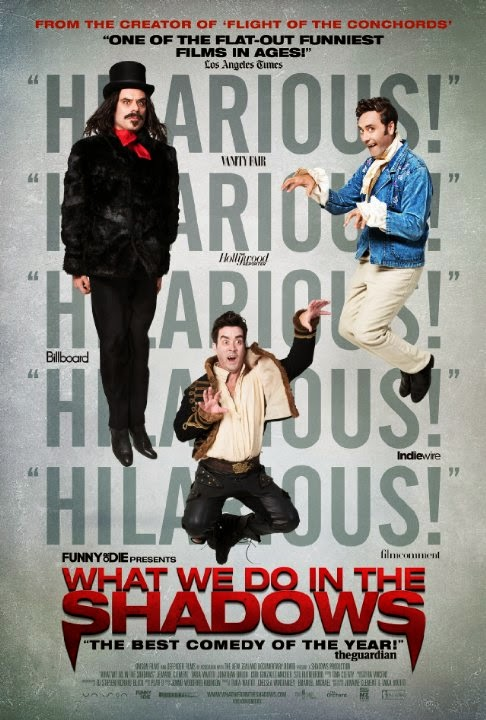 What We Do In The Shadows (2014) tainies online oipeirates