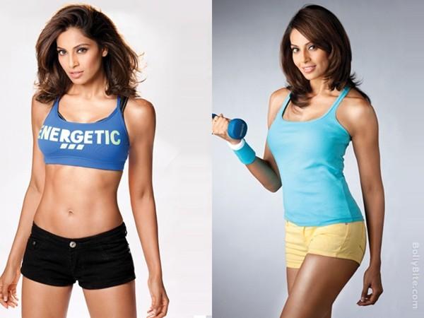 bipasha basu | spicy fitness calendar shoot unseen pics