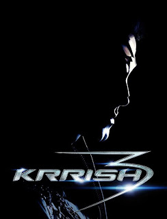 Hrithik Roshan First Look in Krish 3