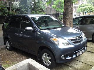 Jual Daihatsu Xenia Li 1.0 plus 2009