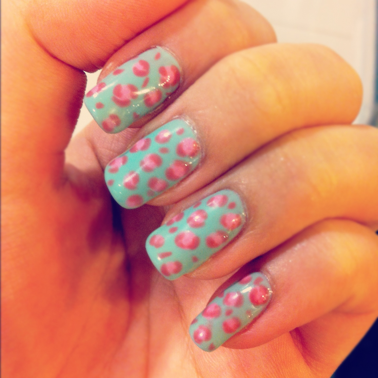 Mint Green Prom Nail: Joy Studio Design Gallery - Best Design