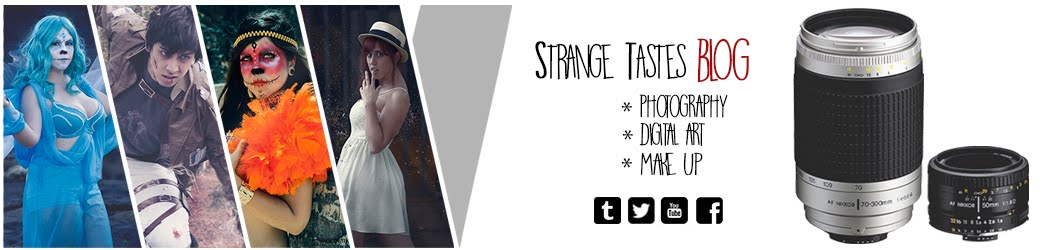 Strange Tastes