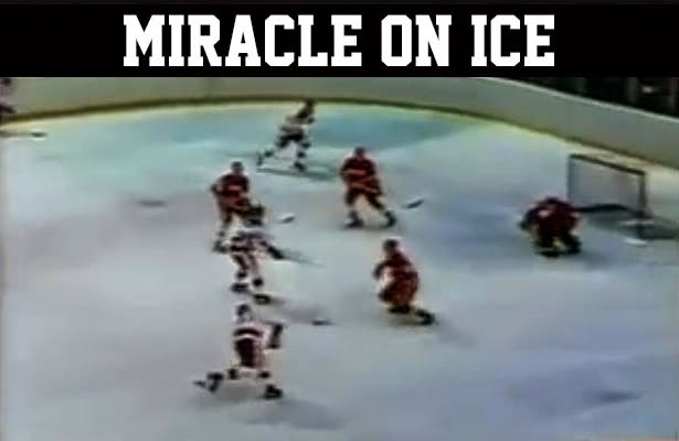 Lake Placid 1980 Olympic Winter Games USA hockey miracle on ice