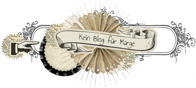 Kein Blog für Marge
