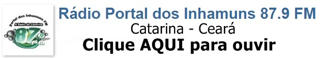 RÁDIO PORTAL FM DE CATARINA - ONLINE