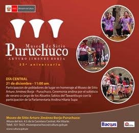 21 DIC 11 AM - HUACA PURUCHUCO