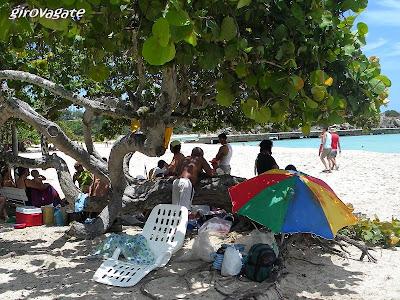Jibacoa spiaggia Cuba