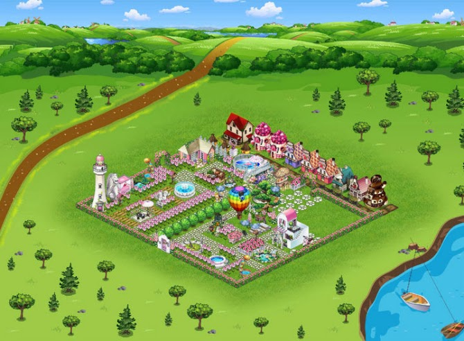 Cùng với chú bò Lucky Farm, game Nông trại Pro với khung cảnh thiên nhiên tươi mát, thoát đãng được tái hiện kỳ thú qua đồ họa 2D sống động, mượt mà