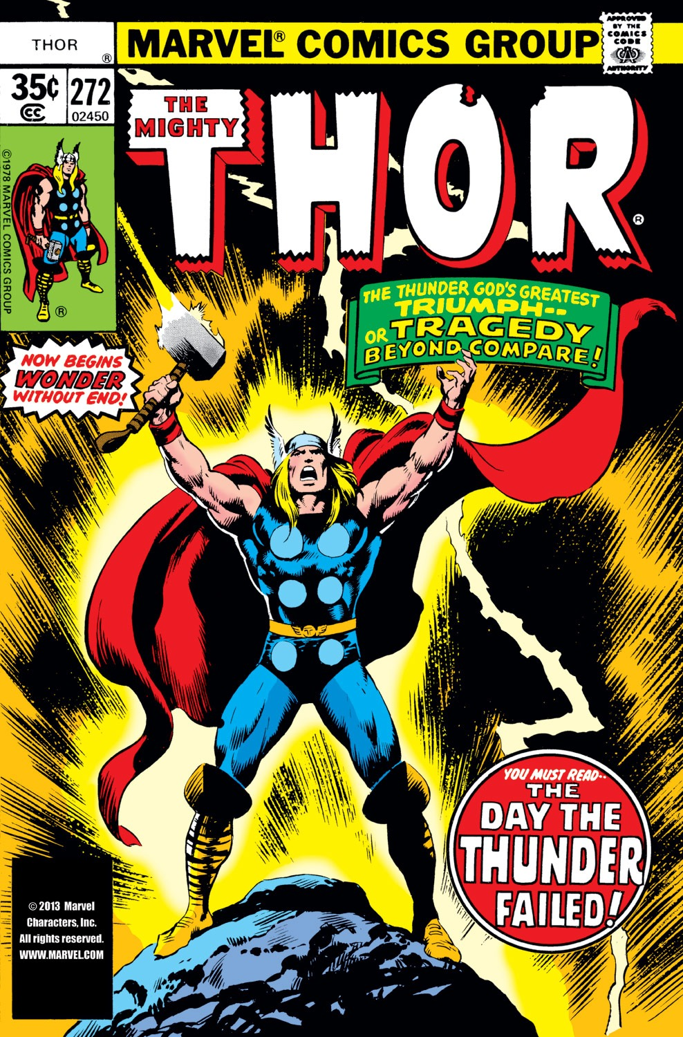 Thor (1966) 272 Page 1