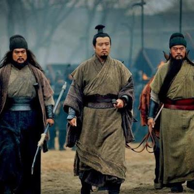 Xem Hình ảnh diễn viên trong bộ Phim Tân Tam Quốc - HTV2 (2013) Lồng Tiếng Online