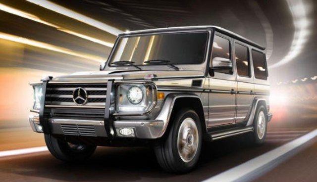 10 mobil suv termahal di pasar dunia daftarmenarik com for Mercedes benz g series suv