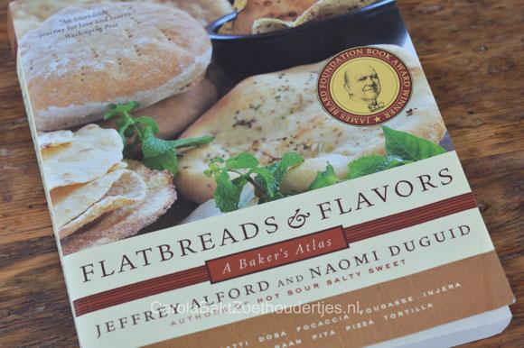 Flatbreads and flavors Jeffrey Alford Naomi Dutuid