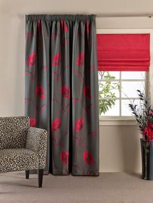 Rideaux design rideaux et voilages for Modele de rideau pour fenetre