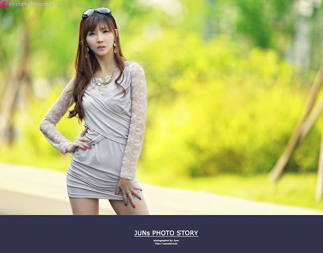 3 Long Legs Lee Yoo Eun-very cute asian girl-girlcute4u.blogspot.com