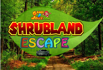 Shrubland Escape Walkthro…