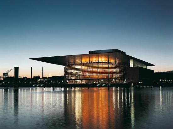 Operaen, Copenhagen - Denmark