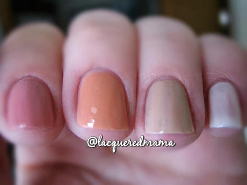 LacqueredMama: Elf Cosmetics Nail Polish