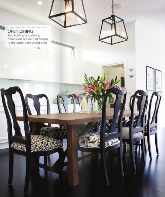 How to mix and match dining chairs | My Paradissi