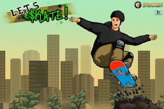 lets skate screen 1 Lets Skate (iOS)   Now Available For Free On The App Store   Press Release