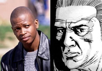 Lawrence Gilliard Jr.- Bob Stookey