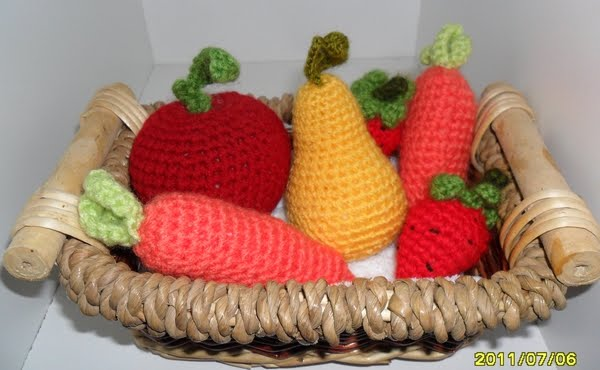 asoshun oyuncaklarina hosgeldiniz: Amigurumi Meyve ...