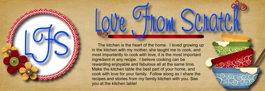 Love From Scratch