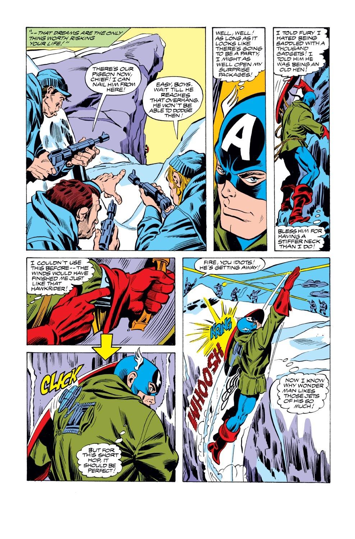 Captain America (1968) Issue #238 #153 - English 9