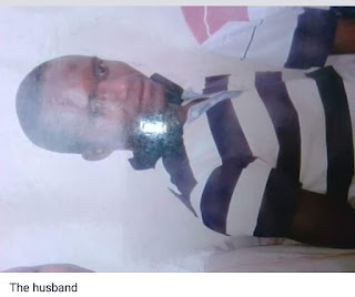 See The Face Of The Man Who Killed His Wife In Gboko, Benue