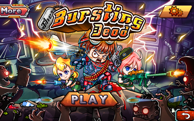 The Bursting Dead Gameplay Android