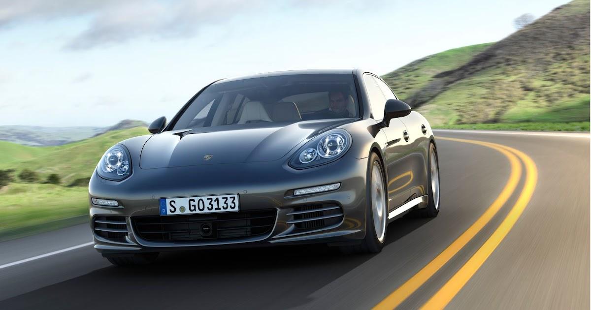 Revista Coche: Nuevo Porsche Panamera 2014