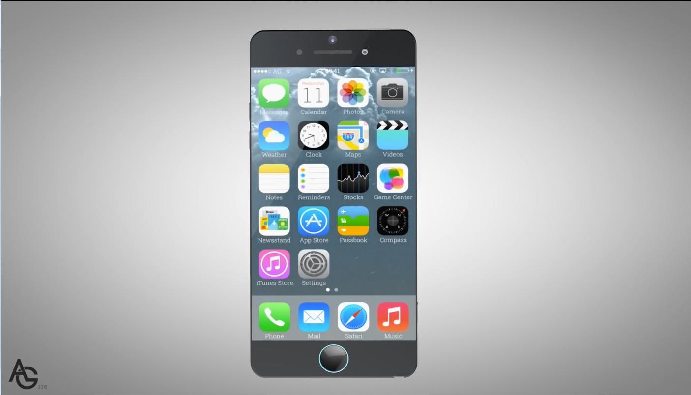 Как сделать интерфейс айфона красивым