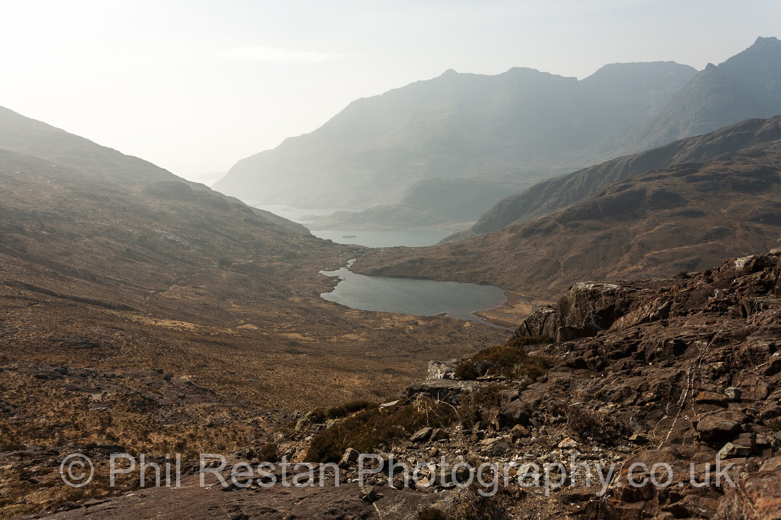Photo of Loch a Choire Rhaich, Skye