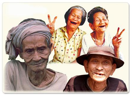 ชีวิตสดใสเมื่อถึงวัยสูงอายุ