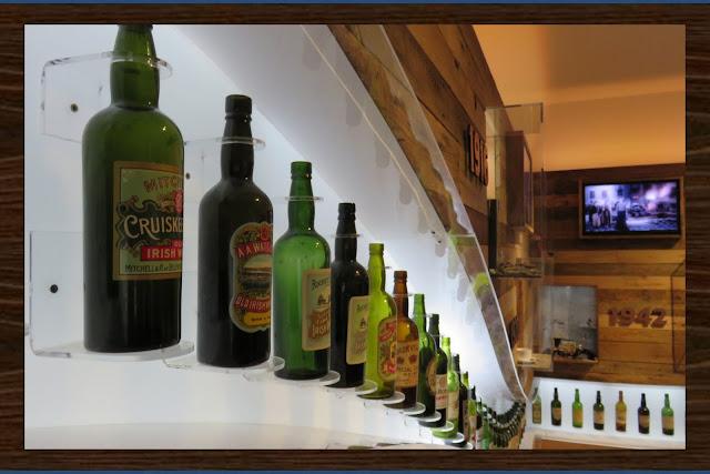 The Irish Whiskey Museum in Dublin - The rise, fall, and rise again of Irish whiskey
