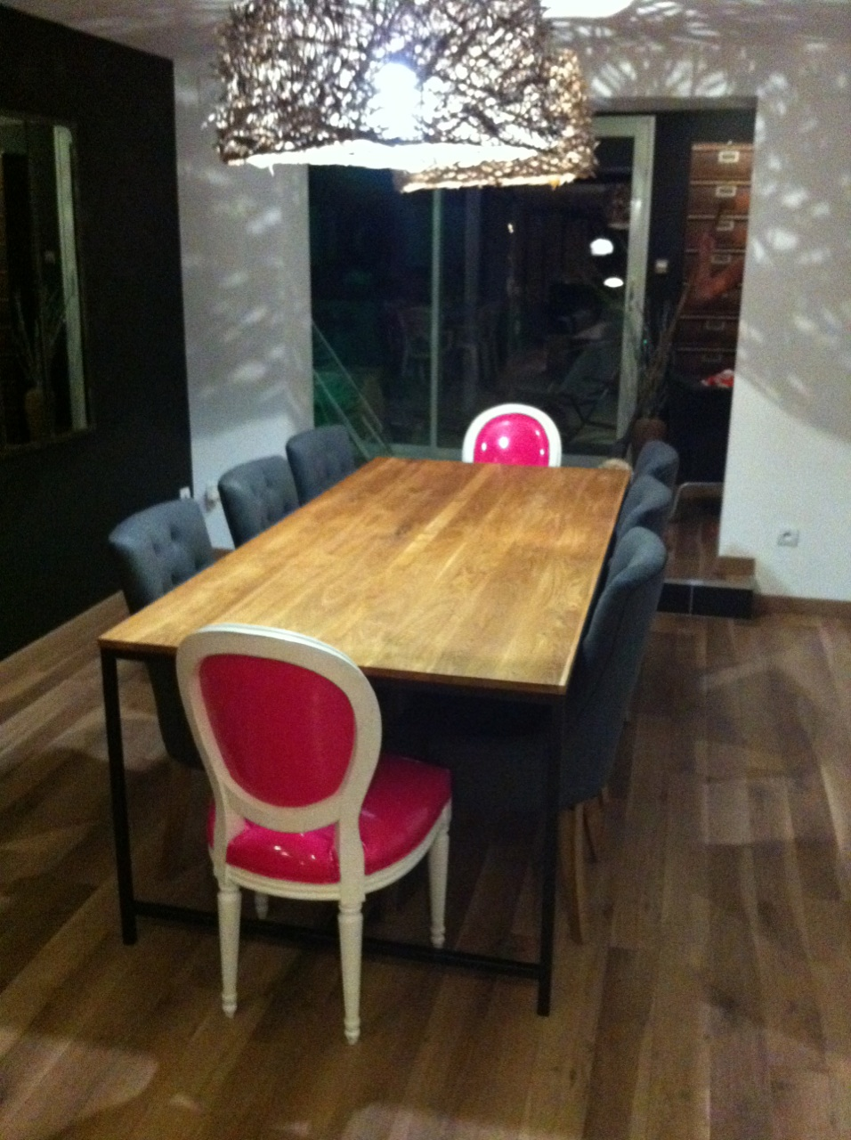 Blog de la maison de l 39 imaginarium l 39 ambiance factory for Salle a manger factory