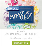 2018/19 stampin up catalogue
