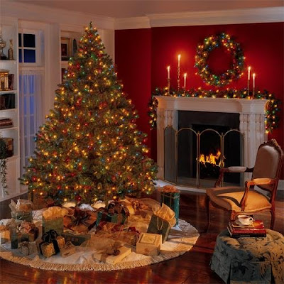 Living Room Christmas