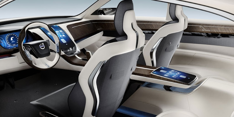 Volvo Universe Concept Interior