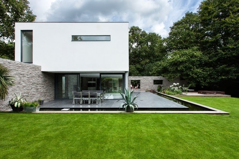 Model Rumah minimalis 2014 baru