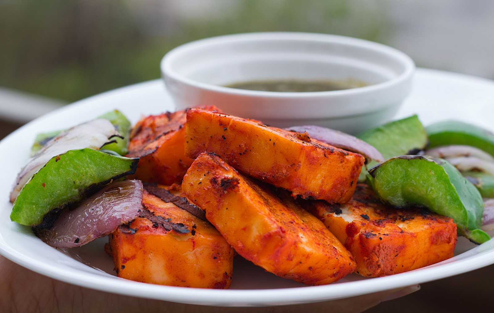 Tandoori Paneer Kebabs Recipes — Dishmaps