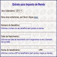 IRPF, Imposto de renda, INSS