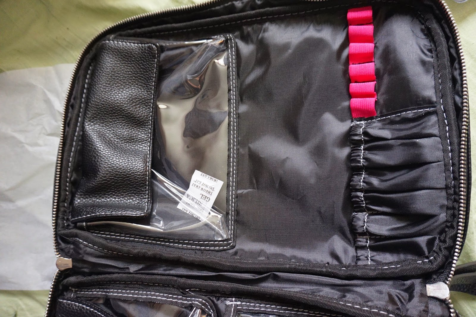 Zoeva Brush Haul Make Up Artist Zoe Bag Tote- Dusty Foxes Beauty Blog