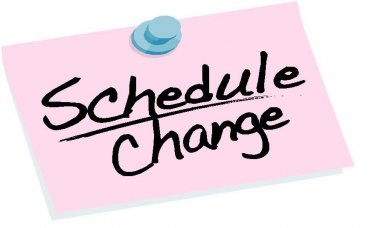 a change in the school schedule of classes Class schedule  term, schedule availability, term span by months spring  2019, mid-october 2018, (january - may) fall 2018, available, (august.