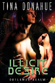 Illicit Desire - Book Two - Outlawed Realm