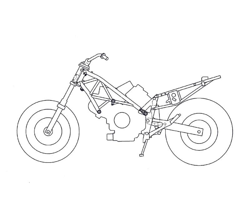 Powerbronze Custombike Windschild HONDA VF 750 C MAGNA