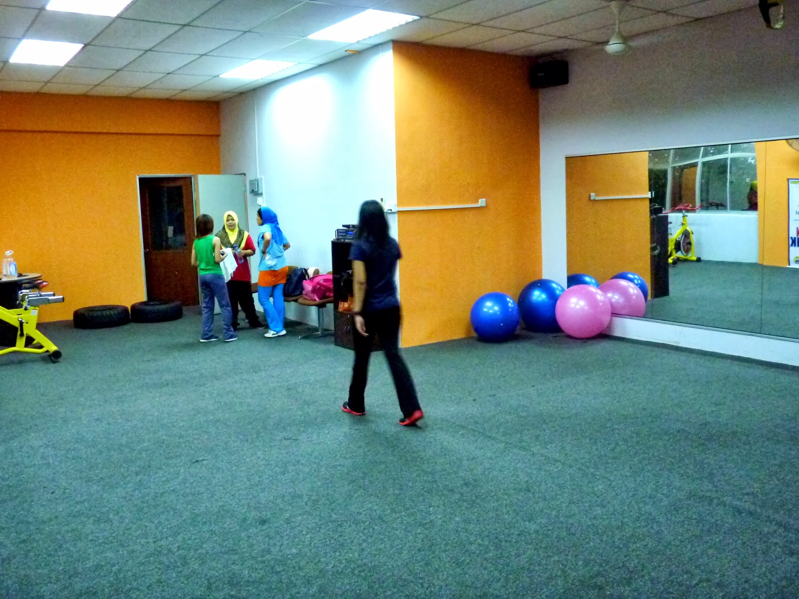 Lifestyle fitness gym cheras