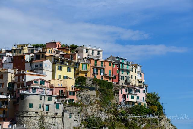 manrola, Cinque Terre, 五漁村